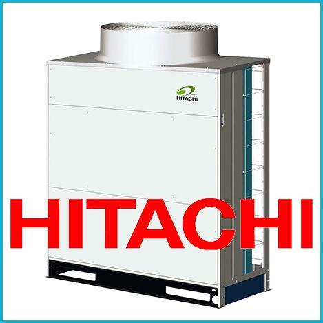 VRF системы Hitachi
