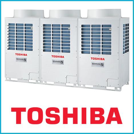 VRF системы Toshiba